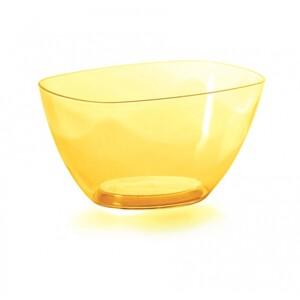 Prosperplast Dekorativní miska Coubi žlutá, 20 cm, 20 cm