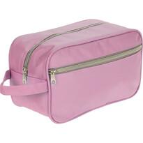 Kosmetická taštička Playa růžová, 25 x 15 x 12 cm