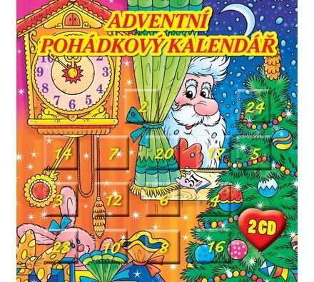 Adventní pohádkový kalendář 2, 2CD