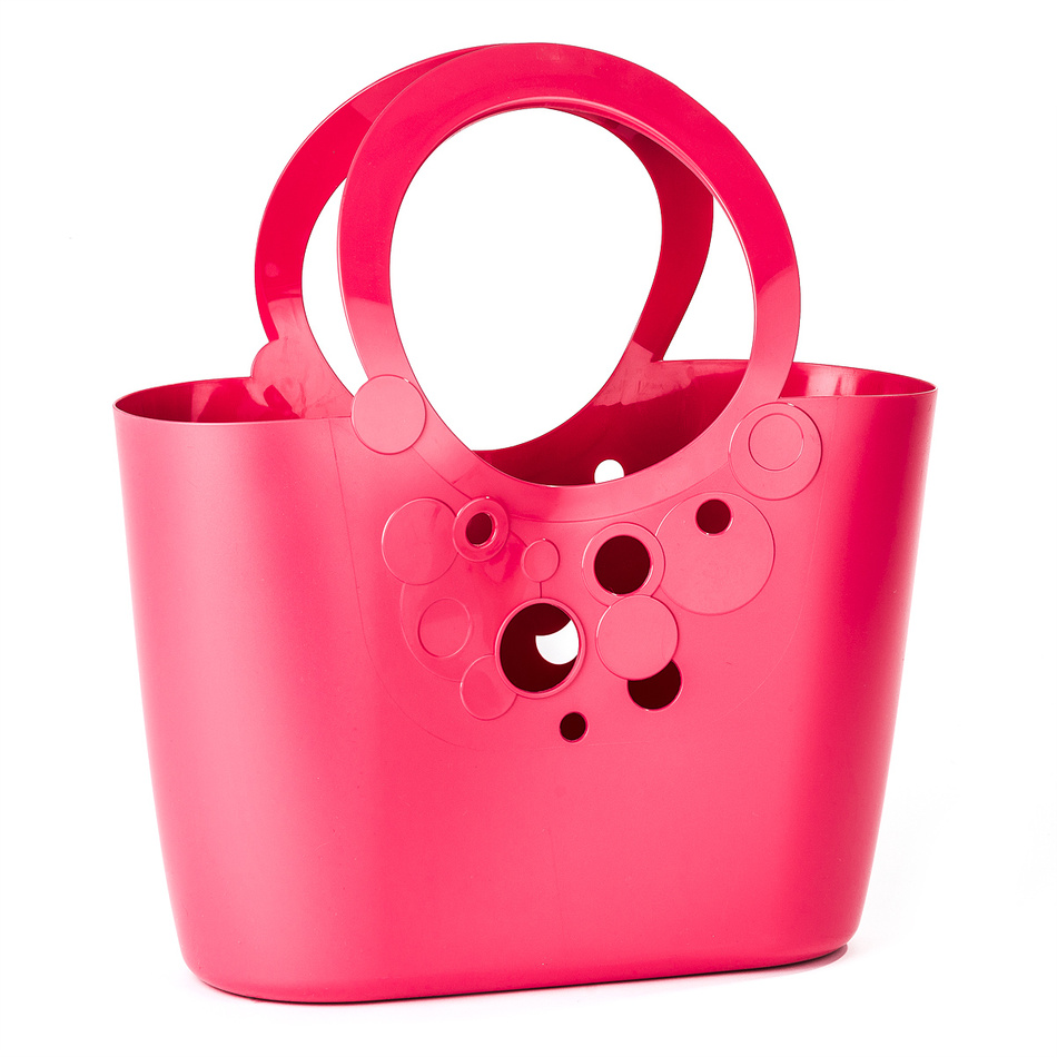 taška Lily 21l růžová tm.