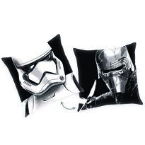 Mała poduszka Star Wars Hełmy, 40 x 40 cm