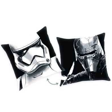 Polštářek Star Wars Helmy, 40 x 40 cm