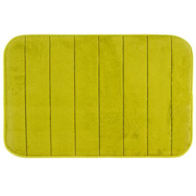 Koupelnová předložka zelená, 40 x 60 cm