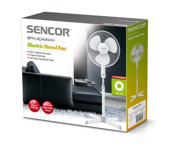 Sencor SFN 4044WH stojanový ventilátor