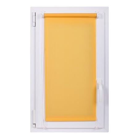 Roleta MINI Rainbow Line oranžová, 73 x 150 cm