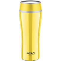Lamart LT4024 kubek termiczny, żółty