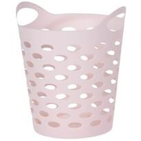 Cutie de plastic pentru articole mici, roz deschis, 13,5 cm