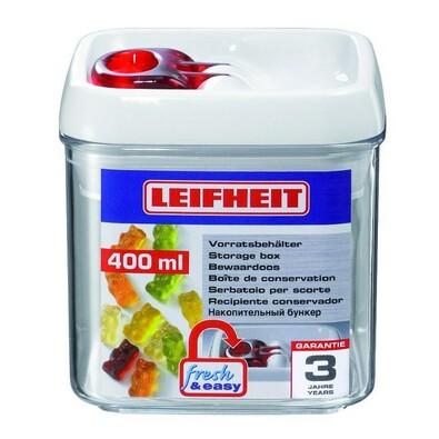 Leifheit Fresh & Easy dóza na potraviny 0,4l