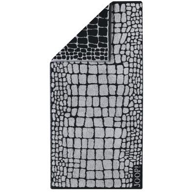 JOOP! Osuška Gala Croco Graphit, 80 x 150 cm