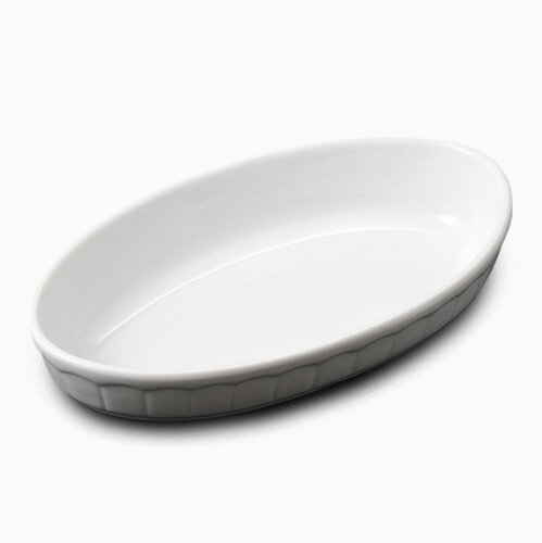 Domestic Zapekacia porcelánová forma 23 x 13 cm