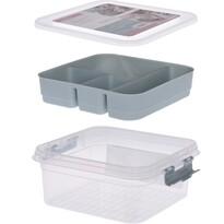 Storage Solutions műanyag rendszerező, 26 x 24 x 11 cm