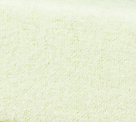 Flanelové prostěradlo, zelená, 100 x 200 cm