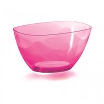 Miska dekoracyjna Coubi różowy, 20 cm