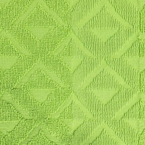 Sada Rio ručník a osuška zelená, 50 x 100 cm, 70 x 140 cm