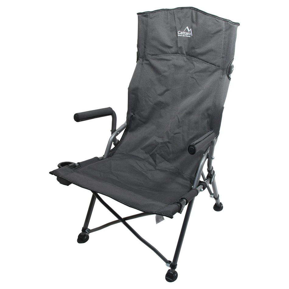 Produktové foto Cattara Židle kempingová skládací MERIT XXL 111cm