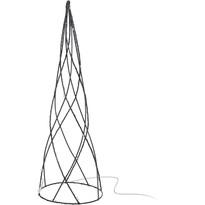 Piramidă luminoasă Koopman , 25 LED-uri
