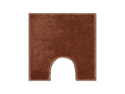 WC předložka Grund ROMAN hnědá, 50 x 50 cm