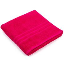 Classic törölköző, rózsaszín, 70 x 140 cm