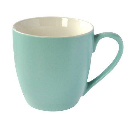 Toro Kubek porcelanowy Dim 470 ml, niebieski