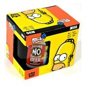 The Simpsons Kubek ceramiczny Homer No Beer 320 ml