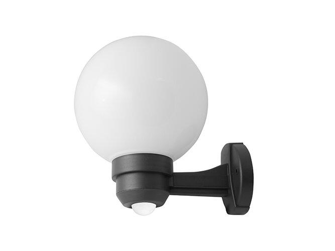 PARK S zahradní nástěnné svítidlo se senzor,