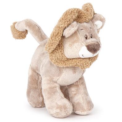 Koopman plüss oroszlán, barna, 22 cm