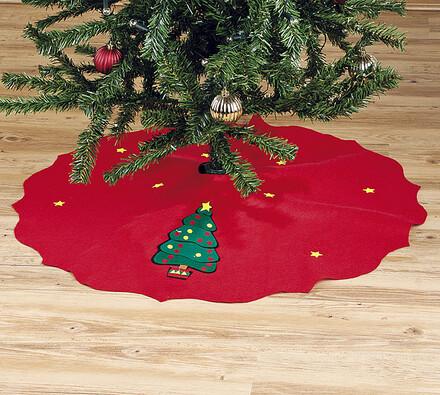 Podložka pod vánoční stromek