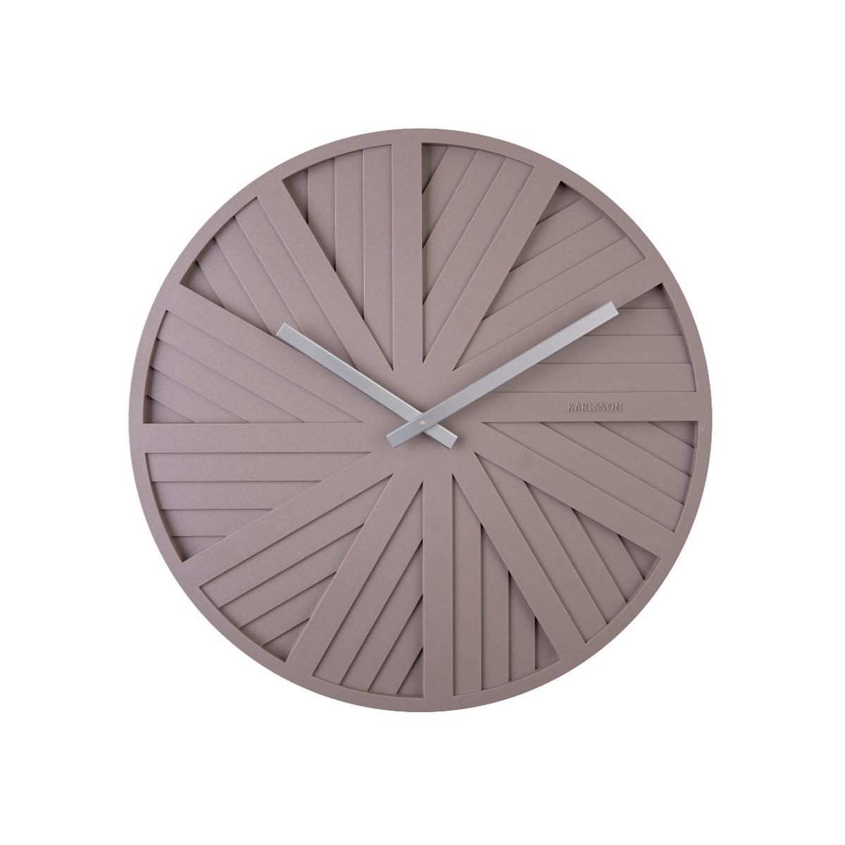 Karlsson Designové nástěnné hodiny KA5839GY