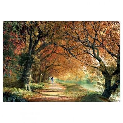 Puzzle Podzim navždy, 2000 dílků