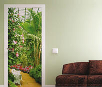 Fototapeta Botanica 90 x 202 cm