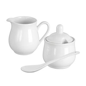 Orion Porcelánová cukřenka a mlékovka