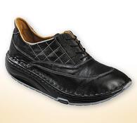 Orto Plus Dámská obuv s aktivní podrážkou vel. 41 černá