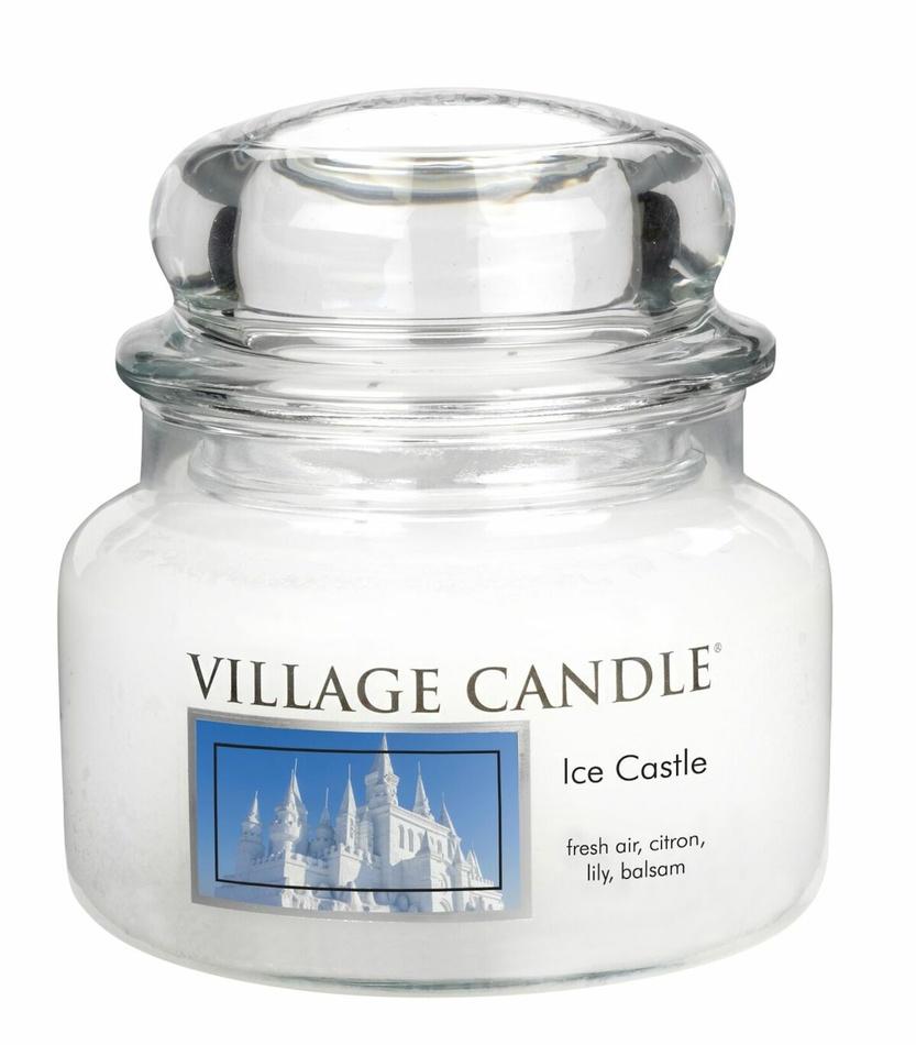 Village Candle Vonná svíčka ve skle, Ledové království - Ice Castle, 269 g, 269 g