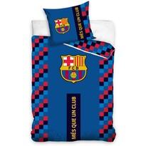 Bavlněné povlečení  FC Barcelona Sports, 140 x 200 cm, 70 x 90 cm