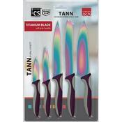 CS Solingen Sada titanových nožů 5 ks