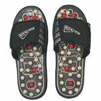 Akupresurní masážní pantofle s magnety vel. L, 42 - 44