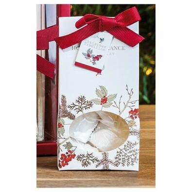 Vonný íl v krabičke Vianočné tradície, sada 4 ks