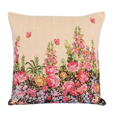 Povlak na polštářek Flowers, 40 x 40 cm