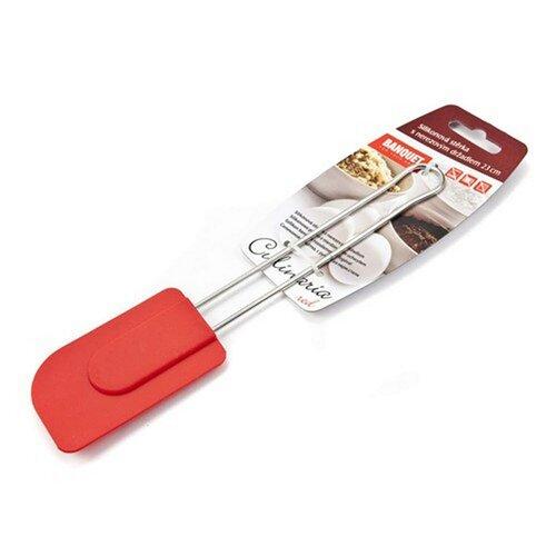 Banquet Culinaria silikonová stěrka s nerezovou rukojetí