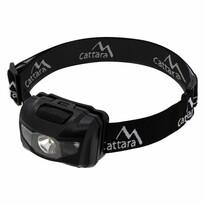 Cattara Čelová svítilna LED 80 lm, černá
