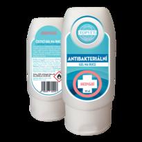 Topvet Antibakteriálny gél na ruky Hodváb, 50 ml