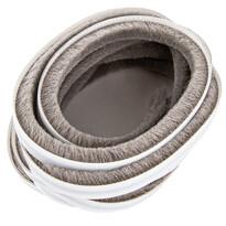 Kefa samolepiaca 6,7 x 8 mm sivá, 2 m