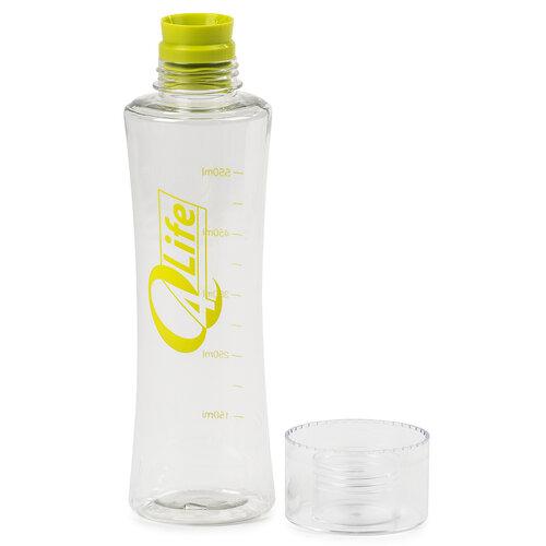 Sportovní láhev 750 ml, zelená