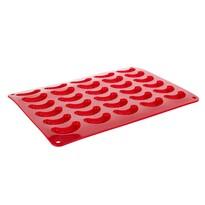 Banquet Forma na rohlíčky silikonová Culinaria Red 35 x 25 x 1,3 cm
