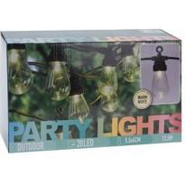 20 LED külső fényfüzér