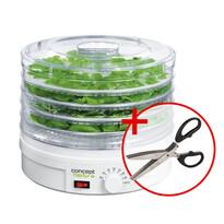 Concept SO-1040 sušička ovocia a byliniek + darček darček nožnice na bylinky