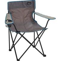 Campeggio összecsukható szék, szürke