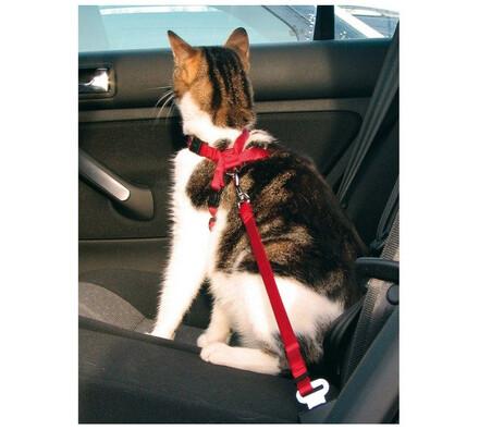 Bezpečnostní postroj do auta pro kočku TRIXIE 20-5