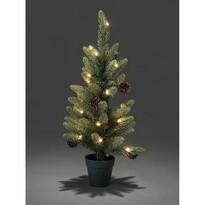 Vánoční stromeček 60 cm s časovačem, 20 LED