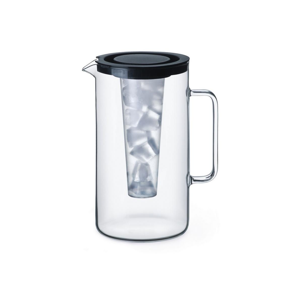 Simax Sklenený džbán s vložkou, 2,5 l